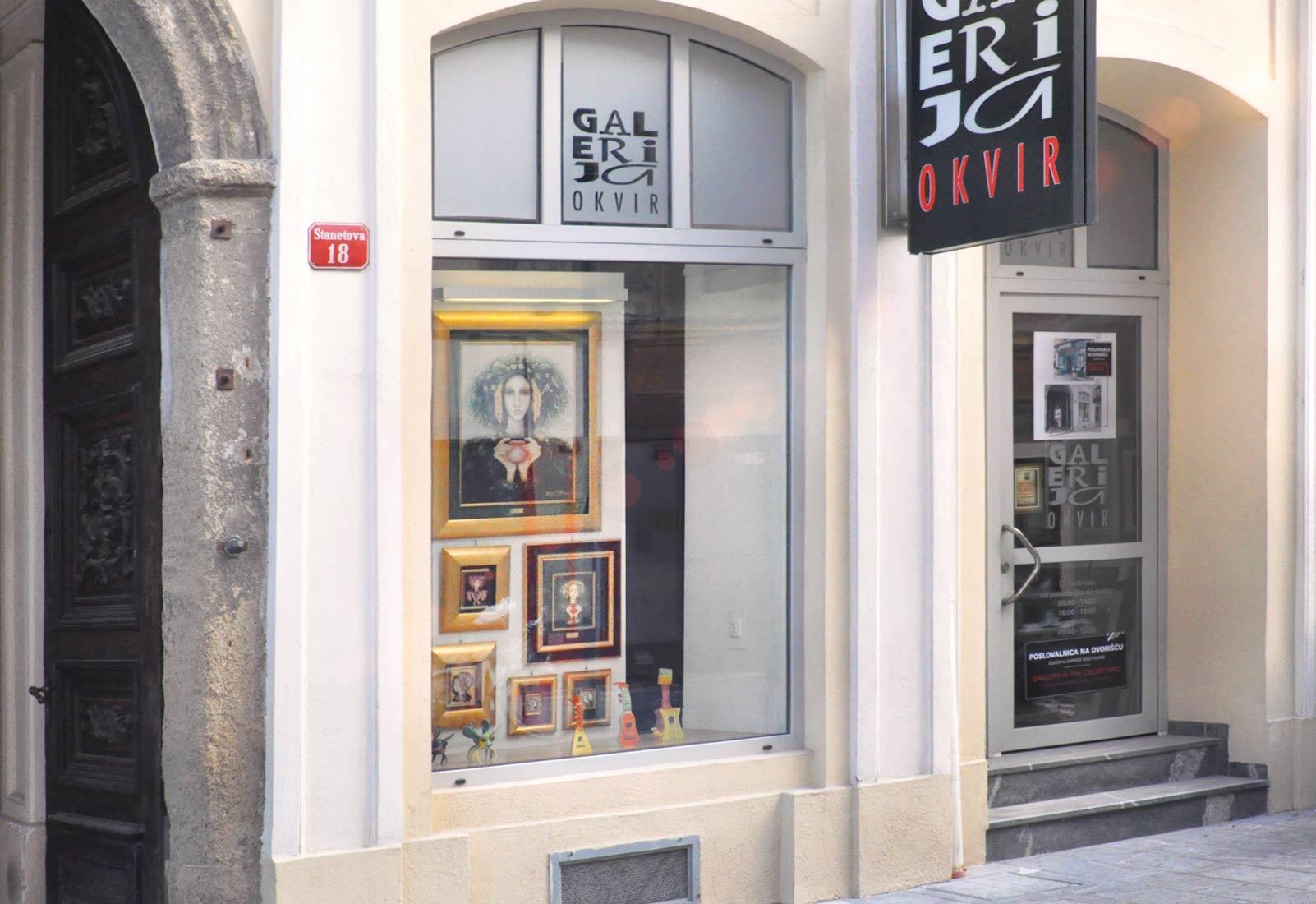 Galerija Okvir